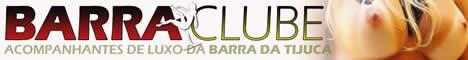 Barra Clube - Acompanhantes de luxo da Barra da Tijuca / RJ.