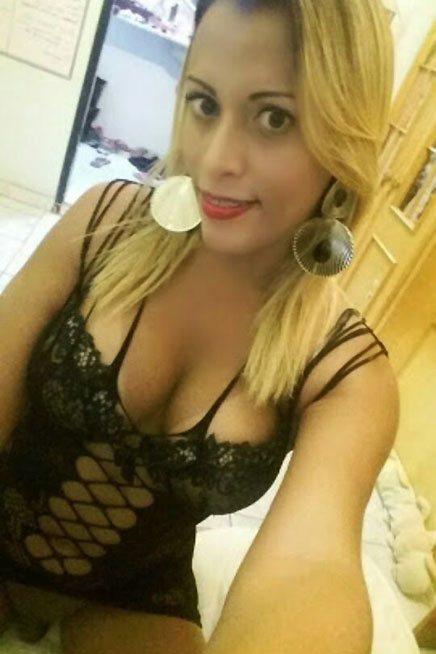 Flávia Amorim (Transex)